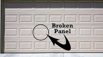 garage-door-section-replacement-garage-door-panel-replacement in las vegas nv